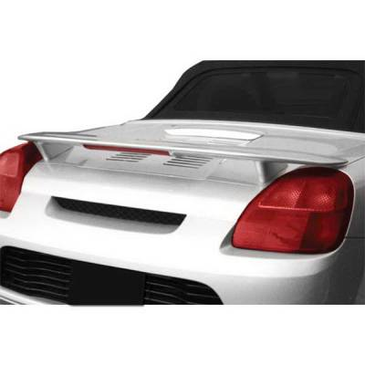 Spoilers - Custom Wing - Restyling Ideas - Toyota MR2 Restyling Ideas Spoiler - 01-TOMR00FL