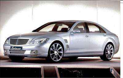 Lorinser - Mercedes S-Class W221 Complete Aero Kit