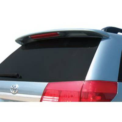 Spoilers - Custom Wing - Restyling Ideas - Toyota Sienna Restyling Ideas Spoiler - 01-TOSI04FL