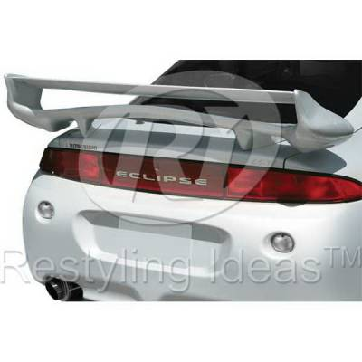 Spoilers - Custom Wing - Restyling Ideas - Mitsubishi Mirage Restyling Ideas Spoiler - 01-UNGTB57