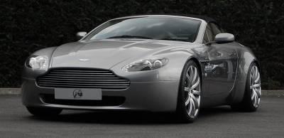 Vantage - Body Kits - Kahn - Aston Martin Vantage Aero Kit