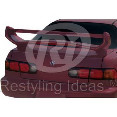 Spoilers - Custom Wing - Restyling Ideas - Mazda 626 Restyling Ideas Spoiler - 01-UNGTC54L