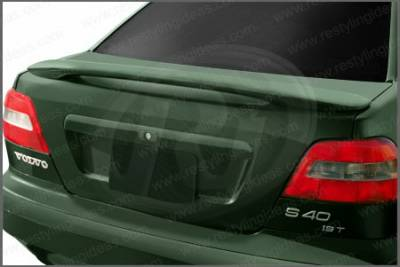 Spoilers - Custom Wing - Restyling Ideas - Chrysler Sebring 4DR Restyling Ideas Custom 2-Post Style Spoiler - 01-VOS400F