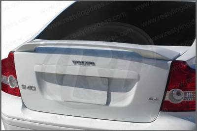 Spoilers - Custom Wing - Restyling Ideas - Volvo S40 Restyling Ideas Spoiler - 01-VOS404F