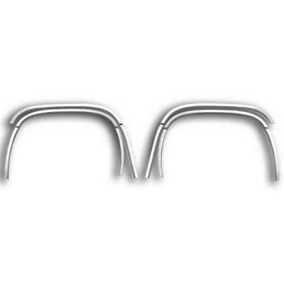 Silverado - Fenders - Restyling Ideas - Chevrolet Silverado Restyling Ideas Fender Trim - 02A-CHSIL99