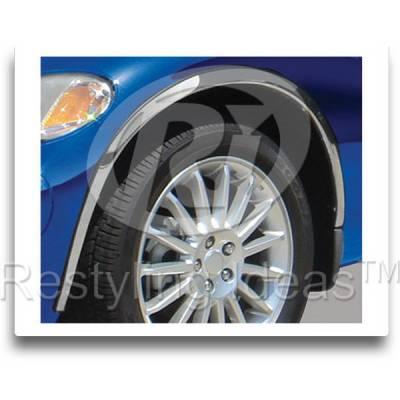 PT Cruiser - Fenders - Restyling Ideas - Chrysler PT Cruiser Restyling Ideas Fender Trim - 02-CR-PTCR00
