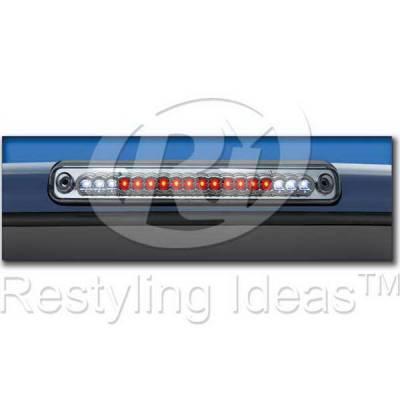 Headlights & Tail Lights - Third Brake Lights - Restyling Ideas - GMC C1500 Pickup Restyling Ideas Third Brake Light - 03-RL-CVC1094-SM