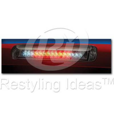 Headlights & Tail Lights - Third Brake Lights - Restyling Ideas - GMC Sierra Restyling Ideas Third Brake Light - 03-RL-CVSIL99-SM