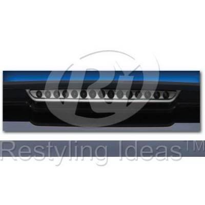 Headlights & Tail Lights - Third Brake Lights - Restyling Ideas - Chevrolet Suburban Restyling Ideas Third Brake Light - 03-RL-CVSUB07-SM