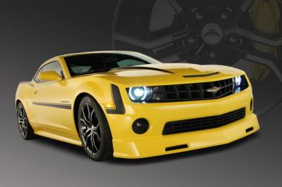 Innovatative Vehicle Solutions - Chevrolet Camaro IVS Havoc Full Aero Body Kit with 4 Wheels