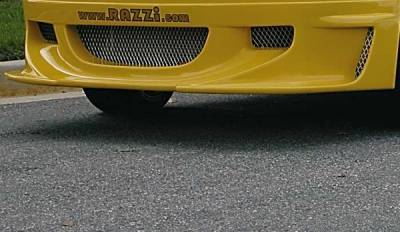 Grilles - Mesh Grille Material - Razzi - Razzi Mesh Screen Set - Non-Rusting Aluminum - 9 Piece - 132-MS-09