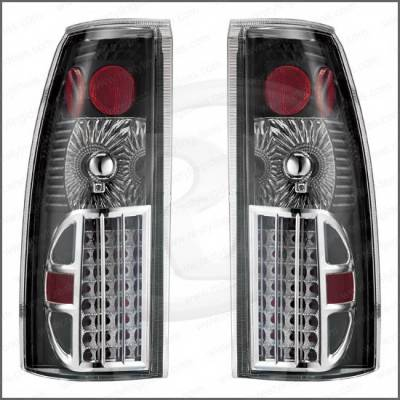 Headlights & Tail Lights - Tail Lights - Restyling Ideas - Chevrolet CK Truck Restyling Ideas Taillights - Replacement - 1TLZ-601507BC