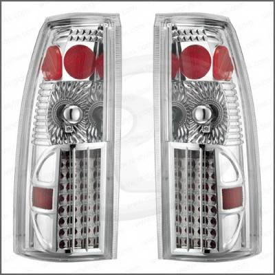 Headlights & Tail Lights - Tail Lights - Restyling Ideas - Cadillac Escalade Restyling Ideas Taillights - Replacement - 1TLZ-601507C