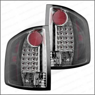 Headlights & Tail Lights - Tail Lights - Restyling Ideas - Chevrolet S10 Restyling Ideas Taillights - Replacement - 1TLZ-601509BC