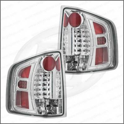 Headlights & Tail Lights - Tail Lights - Restyling Ideas - Chevrolet S10 Restyling Ideas Taillights - Replacement - 1TLZ-601509C