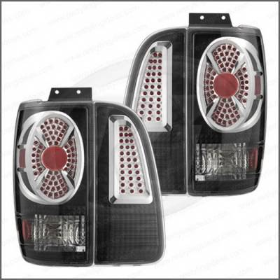 Headlights & Tail Lights - Tail Lights - Restyling Ideas - Lincoln Navigator Restyling Ideas Taillights - Replacement - 1TLZ-6015111BC