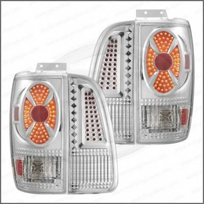 Headlights & Tail Lights - Tail Lights - Restyling Ideas - Lincoln Navigator Restyling Ideas Taillights - Replacement - 1TLZ-6015111C