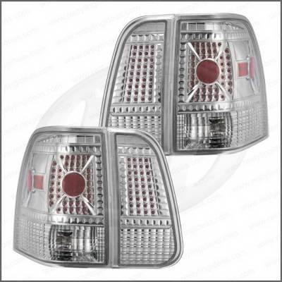 Headlights & Tail Lights - Tail Lights - Restyling Ideas - Lincoln Navigator Restyling Ideas Taillights - Replacement - 1TLZ-6015121C