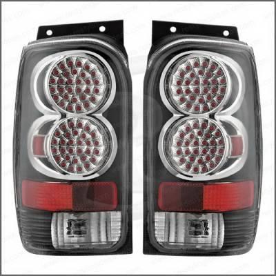 Headlights & Tail Lights - Led Tail Lights - Restyling Ideas - Ford Explorer Restyling Ideas Taillights - 1TLZ-601515BC
