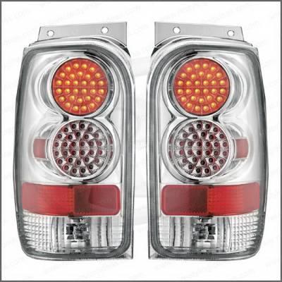 Headlights & Tail Lights - Led Tail Lights - Restyling Ideas - Ford Explorer Restyling Ideas Taillights - 1TLZ-601515C