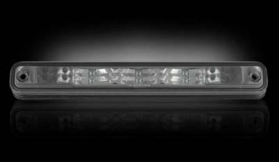 Headlights & Tail Lights - Third Brake Lights - Recon - Recon LED 3rd Brake Light - Smoked Lens - 264123BK