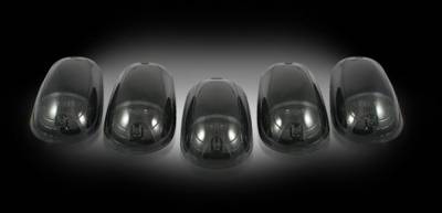 Headlights & Tail Lights - Roof Lights - Recon - Dodge Recon Cab Lights - 264146BK