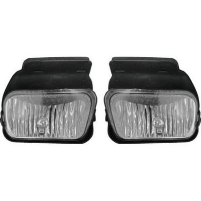 Headlights & Tail Lights - Fog Lights - Restyling Ideas - Chevrolet Silverado Restyling Ideas Fog Light Kit - 33-CVSI-03FC