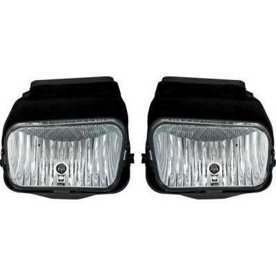 Headlights & Tail Lights - Fog Lights - Restyling Ideas - Chevrolet Silverado Restyling Ideas Fog Light Kit - 33-CVSI-05FC