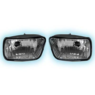 Headlights & Tail Lights - Fog Lights - Restyling Ideas - Chevrolet Trail Blazer Restyling Ideas Fog Light Kit - 33-CVTR-02FC