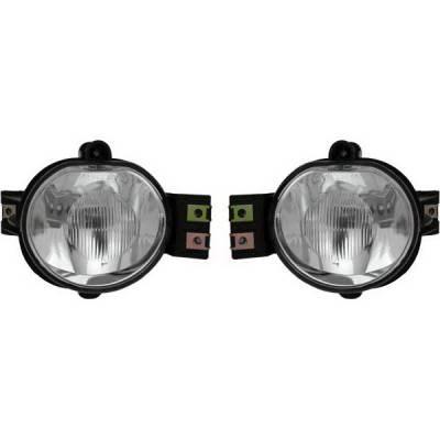 Headlights & Tail Lights - Fog Lights - Restyling Ideas - Dodge Ram Restyling Ideas Fog Light Kit - 33-DGRAM-02FC