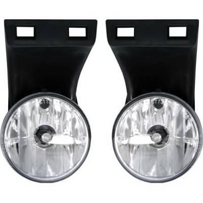 Headlights & Tail Lights - Fog Lights - Restyling Ideas - Dodge Ram Restyling Ideas Fog Light Kit - 33-DGRAM-99FC
