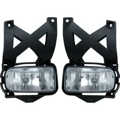 Headlights & Tail Lights - Fog Lights - Restyling Ideas - Ford Escape Restyling Ideas Fog Light Kit - 33-FDESC-01FC