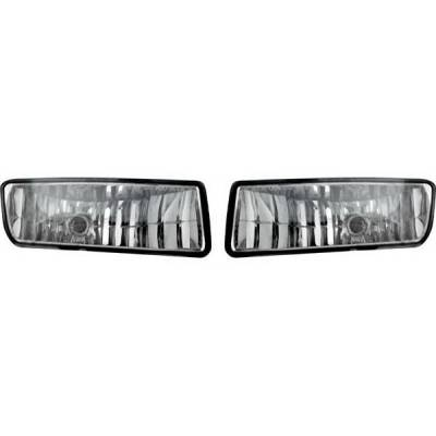 Headlights & Tail Lights - Fog Lights - Restyling Ideas - Ford Expedition Restyling Ideas Fog Light Kit - 33-FDXPD-03FC