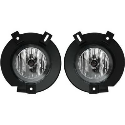 Headlights & Tail Lights - Fog Lights - Restyling Ideas - Ford Explorer Restyling Ideas Fog Light Kit - 33-FDXPL-02FC