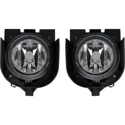 Headlights & Tail Lights - Fog Lights - Restyling Ideas - Ford Explorer Restyling Ideas Fog Light Kit - 33-FDXPL-99FC