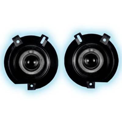 Headlights & Tail Lights - Fog Lights - Restyling Ideas - Ford Explorer Restyling Ideas Projector Fog Light Kit - 33-FGPR-EXPL02