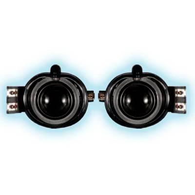 Headlights & Tail Lights - Fog Lights - Restyling Ideas - Dodge Ram Restyling Ideas Projector Fog Light Kit - 33-FGPR-RAM02