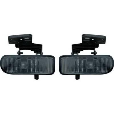 Headlights & Tail Lights - Fog Lights - Restyling Ideas - GMC Yukon Restyling Ideas Fog Light Kit - 33-GMSIE-99FS