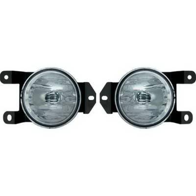 Headlights & Tail Lights - Fog Lights - Restyling Ideas - Pontiac Bonneville Restyling Ideas Fog Light Kit - 33-GMYUK-00FC