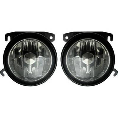 Headlights & Tail Lights - Fog Lights - Restyling Ideas - Honda Pilot Restyling Ideas Fog Light Kit - 33-HOPIL-03FS