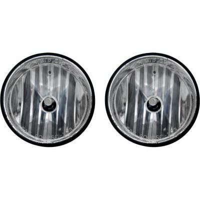 Headlights & Tail Lights - Fog Lights - Restyling Ideas - Toyota Tacoma Restyling Ideas Fog Light Kit - 33-TOSOL-04FC