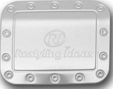 Accessories - Fuel Tank Covers - Restyling Ideas - Chrysler 300 Restyling Ideas Gas Door Cover - 34-SSM-501