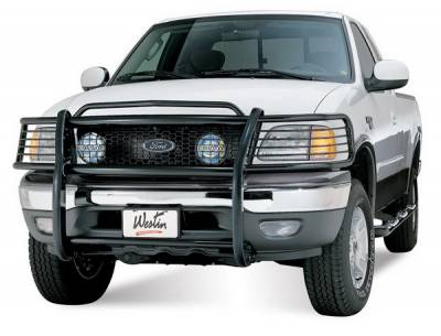 Grilles - Grille Guard - Sportsman - Ford F250 Sportsman Grille Guard - 40-0245