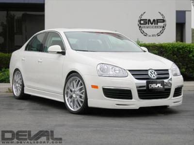 Deval - VW Jetta V Aero Kit by Deval