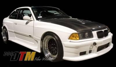 DTM Fiberwerkz - BMW 3 Series DTM Fiberwerkz DTM DRIFTZ Style Widebody Kit - E36 DTM DRIF
