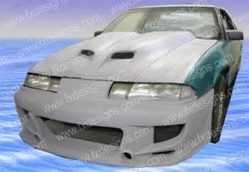 Grand Prix - Body Kits - FX Designs - Pontiac Grand Prix FX Design Xtreme Style Full Body Kit - FX-1025K