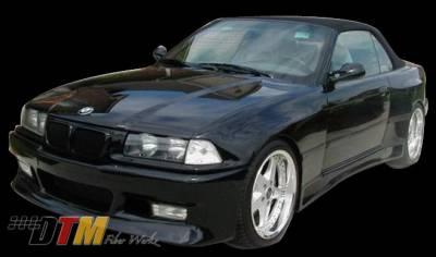 3 Series 4Dr - Body Kits - DTM Fiberwerkz - BMW 3 Series DTM Fiberwerkz Z-Max Style Widebody Kit - E36 Z-Max
