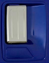Suv Truck Accessories - Chrome Billet Door Handles - Grippin Billet - Chevrolet Silverado Grippin Billet Billet Side Door Handle - 21036