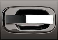 Suv Truck Accessories - Chrome Billet Door Handles - Grippin Billet - Ford F150 Grippin Billet Billet Side Door Handle - 22033