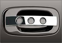 Suv Truck Accessories - Chrome Billet Door Handles - Grippin Billet - Ford F150 Grippin Billet Billet Side Door Handle - 22034
